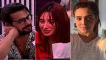 Bigg Boss 13: Vishal Aditya Singh And Mahira Sharma Go Big On PDA; Vishal's EX Madhurima Tuli Enjoys The Show