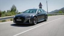 Der neue Audi RS 6 Avant - Das Fahrwerk