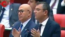 Meclis'te tansiyon yükseldi! CHP'li Özgür Özel açtı ağzını yumdu gözünü