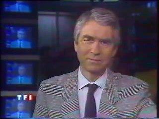 """TF1 - 14 Mai 1990 - Teaser, JT Nuit (Jean-Claude Narcy), début """"Minuit Sport"""" (Sophie Lafortune)"""