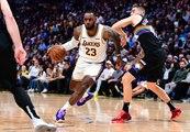[VF] NBA : LeBron et Davis résistent aux Nuggets