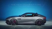 The New Jaguar F-TYPE Interior Details