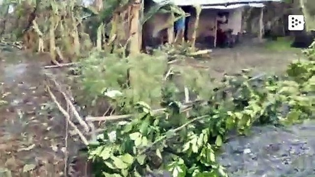 Typhoon Kammuri has already caused eleven deaths in Philippines