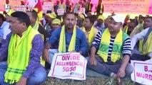 असम में फिर उठी अलग राज्य की मांग, प्रदर्शनकारियों ने हत्यार उठाने की धमकी दी