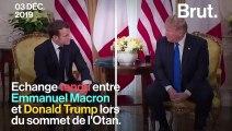 """Quand Donald Trump propose à Emmanuel Macron de récupérer les """"beaux combattants de l'État islamique"""""""