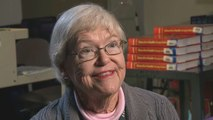 85-Year-Old Teacher Hasn't Missed A Day Of School In 26 Years