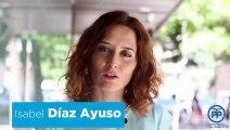 """Cuando Díaz Ayuso decía que Madrid Central buscaba acabar """"con la libertad y la vida cotidiana"""" de la ciudad"""