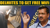 Arvind Kejriwal announces free WiFi in Delhi with 11,000 hotspots | Oneindia News