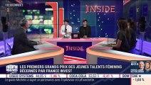 Les premiers grands prix des jeunes talents féminins décernés par France Invest - 03/12