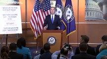 Destitution de Trump : les débats commencent au Congrès américain