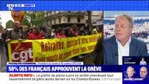 58% des Français approuvent la grève (3) - 04/12