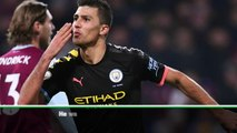 Rodri suits Premier League 'perfectly' - Guardiola