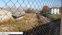 Friche industrielle et terrains nus, l'entrée de ville Sud d'Oyonnax mériterait un sérieux lifting