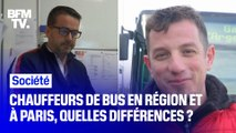 Chauffeurs de bus en région et à Paris: pourquoi n'ont ils pas la même retraite
