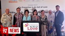 Vaccination is an act of love, says Siti Hasmah