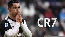 Juventus - Cristiano Ronaldo en crise ?