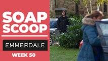 Emmerdale Soap Scoop! Aaron terrorises Wendy and Luke
