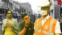 When we met a Mannequin Cop from Bengaluru