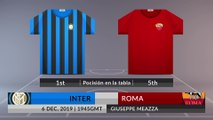 Match Preview: Inter vs Roma on 06/12/2019