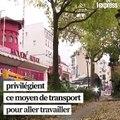 Grève : les parisiens se mettent au vélo