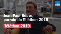 Jean-Paul Rouve, parrain du Téléthon 2019