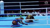PH scores silver in women's waikru and mai muay thai event