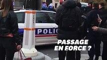 Une lycéenne blessée en marge d'un blocage à Paris