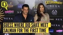 Here's Why Salman Khan Calls Saiee Manjrekar 'One Take Artist'