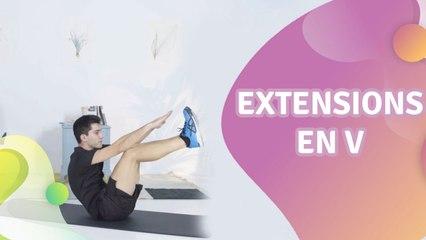 EXTENSIONS EN V - Améliore ta santé