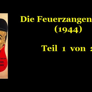 Die Feuerzangenbowle (1944) Teil 1 von 2