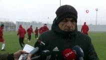 """Sivasspor Teknik Direktörü Rıza Çalımbay: """"Tek Derdimiz Malatyaspor Maçı"""""""