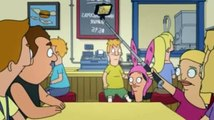 Bob's Burgers S10E06 The Hawkening- Look Who's Hawking Now!