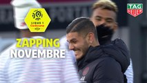 Zapping Ligue 1 Conforama - Novembre (saison 2019/2020)