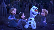 Frozen II: Olaf The Mysterious (Featurette)