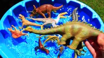 Dinosaurs for kids, Dinosaur Learn Names and Sounds