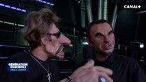Nikos à LA, Johnny Hallyday - Les Guignols - Canal+