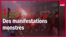 Grève contre la réforme des retraites : en 1995, une contestation historique en France