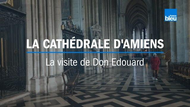 """Visite de la cathédrale d'Amiens : """"On ne s'en lassera jamais""""."""
