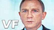 JAMES BOND 007 MOURIR PEUT ATTENDRE Bande Annonce VF (2020)