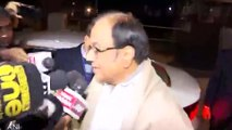 'Breathing Air of Freedom After 106 Days': Chidambaram Out of Jail