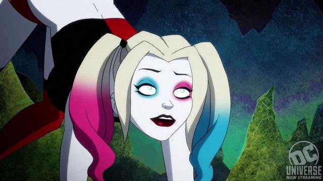 Harley Quinn (DC Universe)  Batman  Promo (2019) Kaley Cuoco DC Universe series