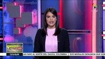 teleSUR Noticias: Colombia: pueblos originarios marchan hasta Bogotá