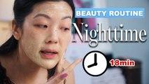 Allure Editor's Entire 18-Minute Nighttime Skincare Routine
