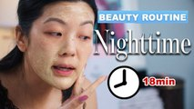 Allure Editor's Entire 18-Minute Nighttime Skincare Routine