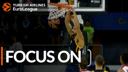Focus on: Anthony Gill, Khimki Moscow Region