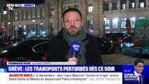 Story 2 : Grève, les transports perturbés dès ce soir - 04/12