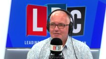 Caller read out a pro-Brexit speech to Eddie