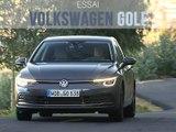 Essai Volkswagen Golf 1.5 eTSI 150 DSG (2019)