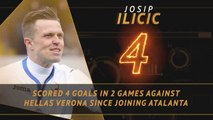 Fanstasy Hot or Not - Ilicic in form against Verona