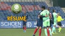 Châteauroux - FC Sochaux-Montbéliard (1-1)  - Résumé - (LBC-FCSM) / 2019-20